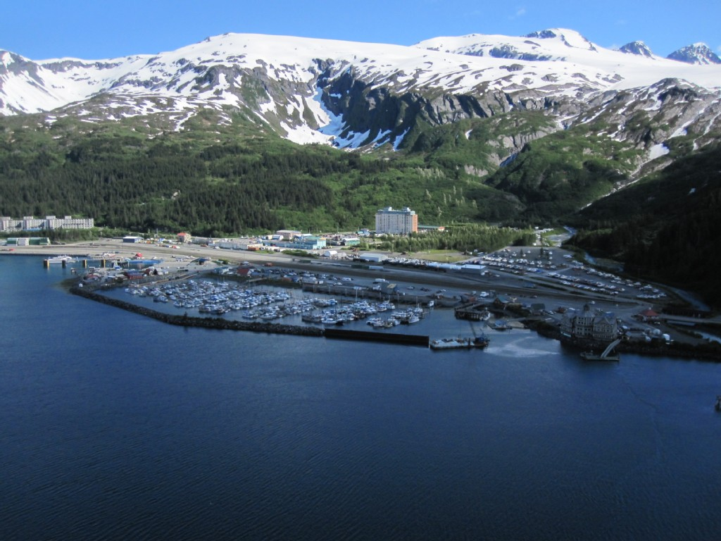 The Alaskan City Where The Citizens Live in One Building