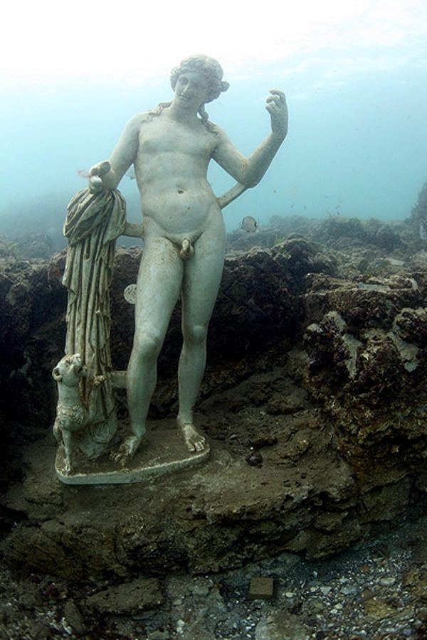 Baia - The Roman City Beneath The Waves 3