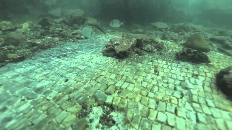 Baia The Roman City Beneath The Waves Lateet