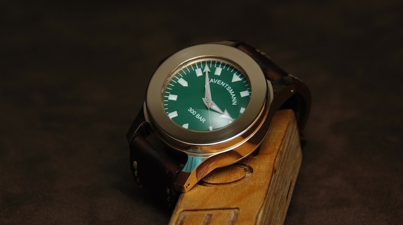 kaventsmann-triggerfish-watch
