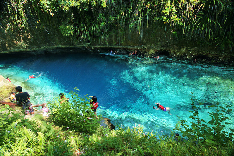 The Enchanted Hinatuan River, Philippines 3