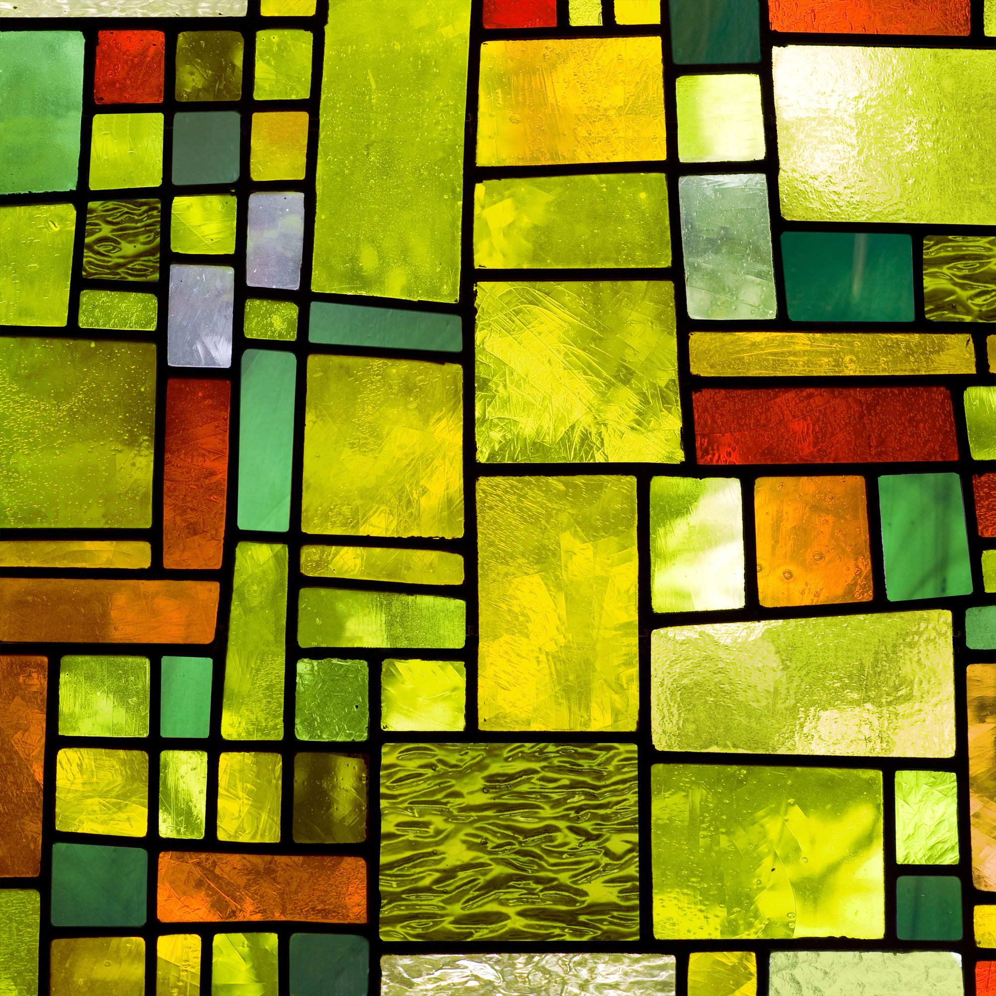 Classic Way To Make Stained Glass