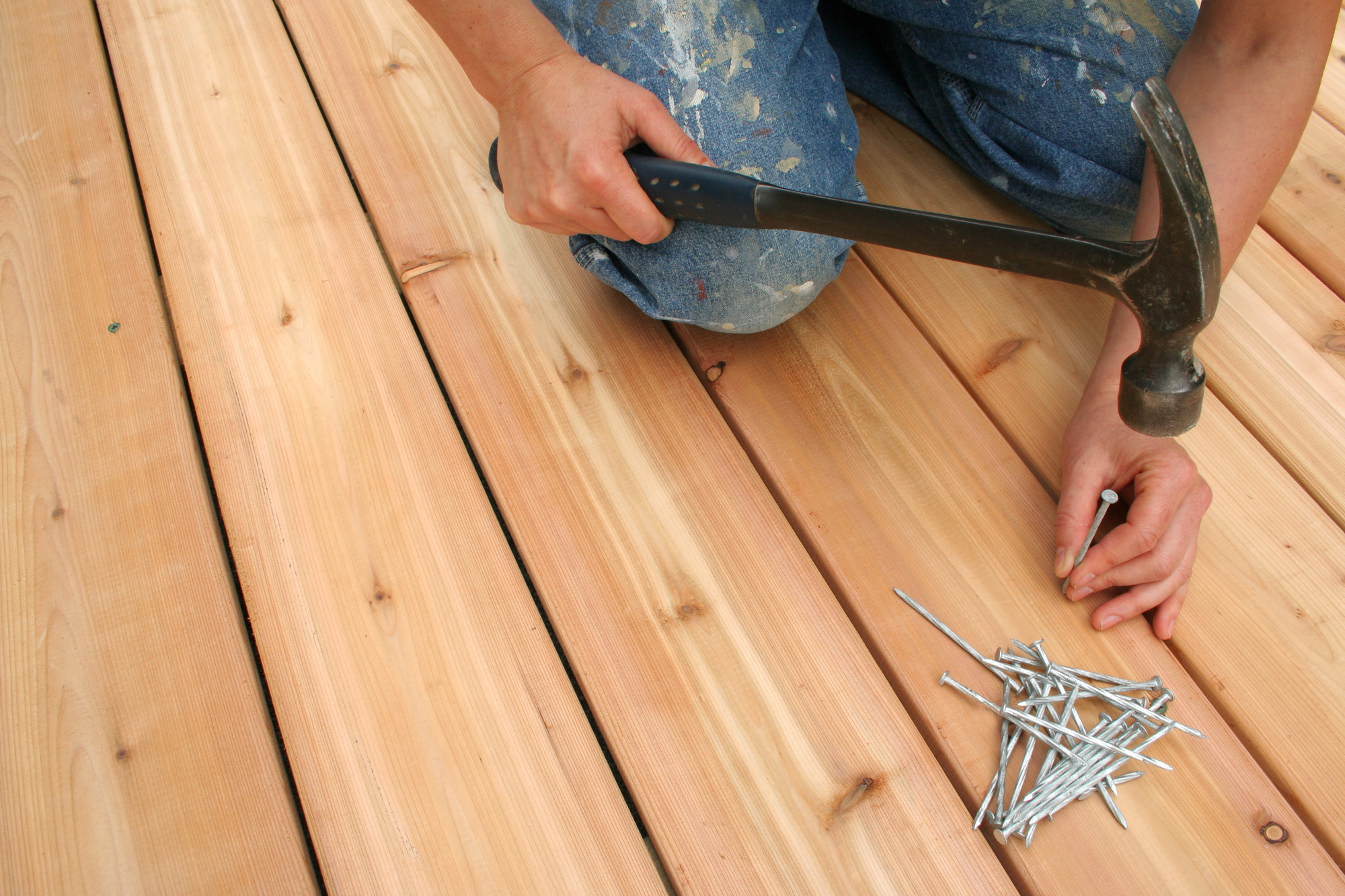 Wood You Rather: Your 5 Options for Decking Materials - Lateet