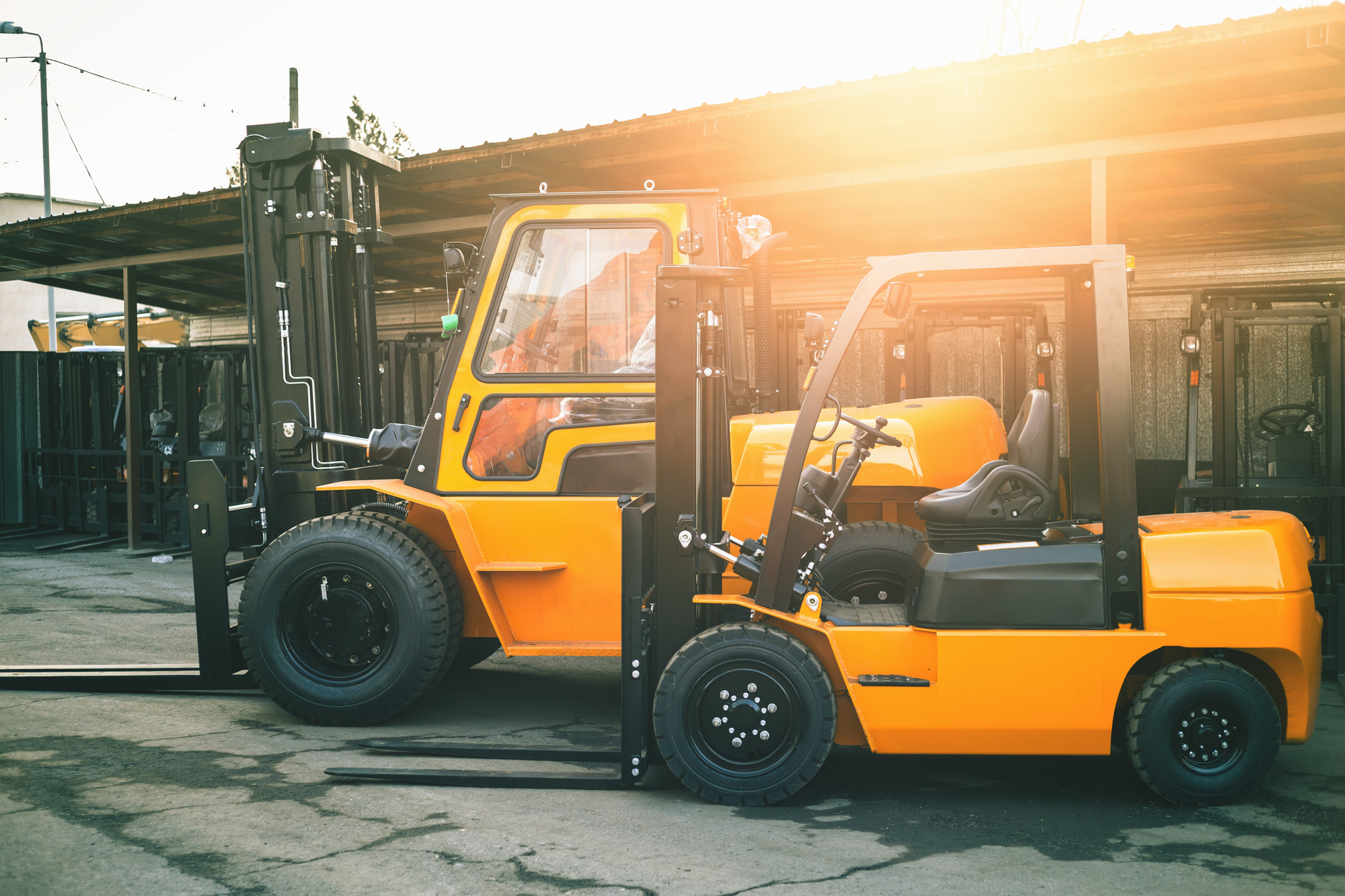 8 Reasons Why You Should Learn How To Operate A Forklift